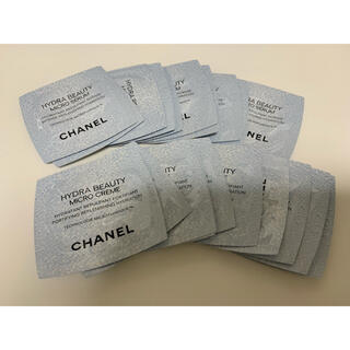 CHANEL - 【☆4950円相当☆】イドゥラ ビューティ マイクロ セラム&クリーム