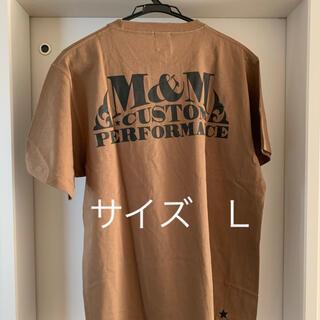エムアンドエム(M&M)のm&m custom performance Tシャツ(Tシャツ/カットソー(半袖/袖なし))