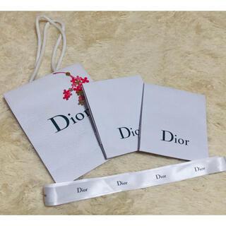 ディオール(Dior)のDior ショッパー ギフト(ショップ袋)