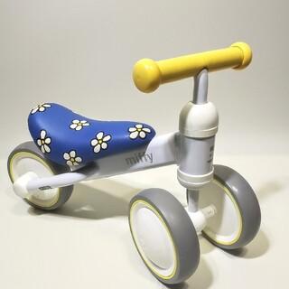 アイデス(ides)の限定モデル mini D-bike ミッフィー ディーバイクミニ 三輪車 (三輪車)