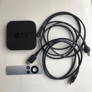 アップル(Apple)のAppleTV アップルティービー 第3世代 HDMIケーブル付き!(テレビ)
