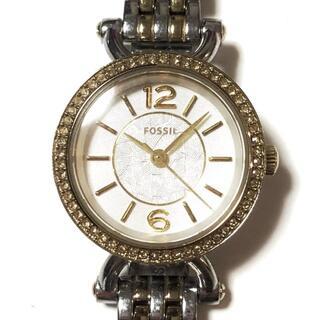 フォッシル(FOSSIL)のFOSSIL(フォッシル) - ES3895 レディース(腕時計)