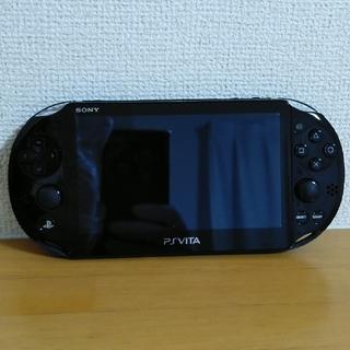 PlayStation Vita - PlayStation®Vita(PCH-2000)本体 Wi-Fi PS