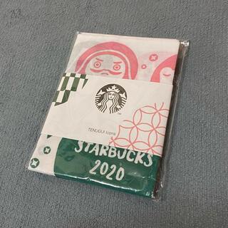 スターバックスコーヒー(Starbucks Coffee)のお値下げしました! スターバックス 手ぬぐい 福袋 2020 新品未使用(日用品/生活雑貨)