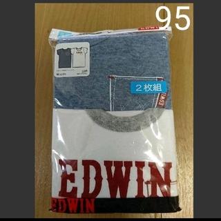 EDWIN - 男の子 肌着 EDWIN シャツ