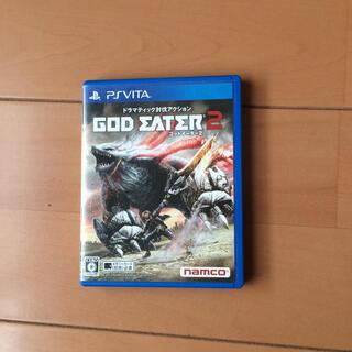 GOD EATER 2(ゴッドイーター2) Vita(その他)
