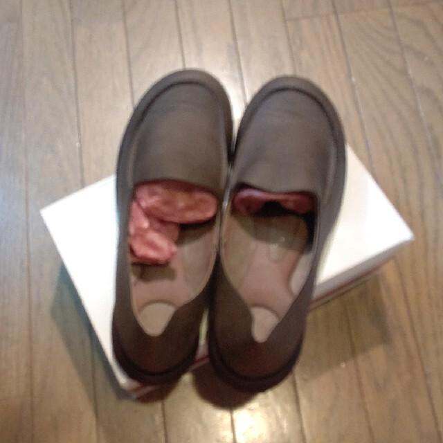 Re:getA(リゲッタ)のリゲッタ R302 ドライビングシューズ ローファー レディースの靴/シューズ(ローファー/革靴)の商品写真