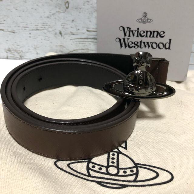 Vivienne Westwood(ヴィヴィアンウエストウッド)の【激レア2個セット】ヴィヴィアンウエストウッド ベルト メンズ オーブ 花柄 メンズのファッション小物(ベルト)の商品写真