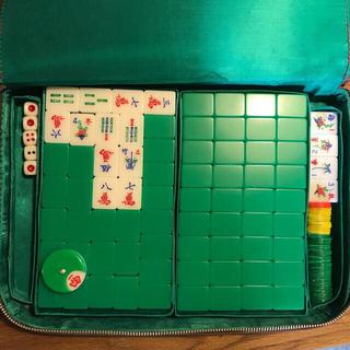 麻雀牌セット 148個(麻雀)
