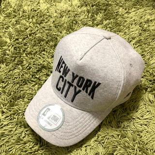 ニューエラー(NEW ERA)のNEW ERA ニューエラ キャップ 帽子 グレー(キャップ)