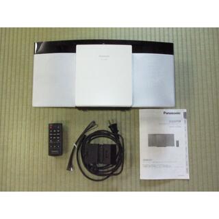 コンパクトステレオシステム パナソニック㈱ SC-HC295-W