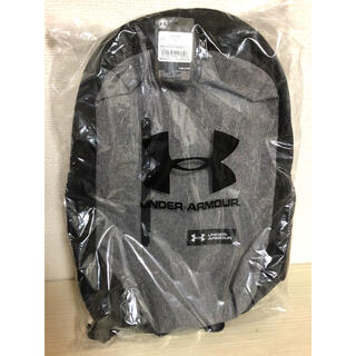 UNDER ARMOUR - UNDER ARMOUR ローランドバックパック 17L GRAY