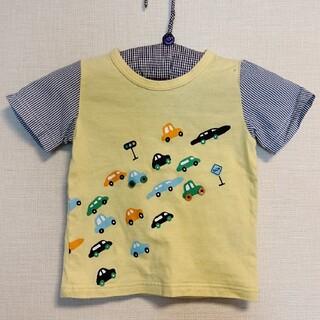 kladskap - クレードスコープ 半袖Tシャツ 100