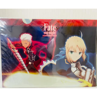 Fate stay night クリアファイル(クリアファイル)