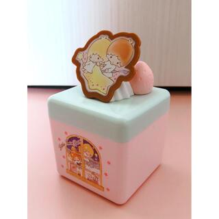 リトルツインスターズ - 新品♡サンリオ キキララ デザート型小物入れ