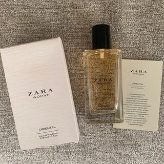 ザラ(ZARA)のZARA オリエンタル オードトワレ(香水(女性用))