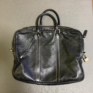 グッチ(Gucci)のGUCCI ブリーフケース 鞄(ビジネスバッグ)