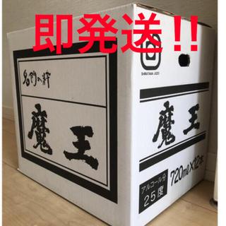魔王焼酎 720ml12本 5ケース‼(焼酎)