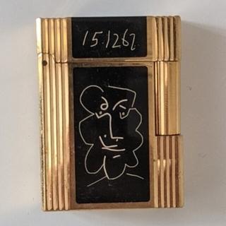 エステーデュポン(S.T. Dupont)の《限定品》デュポン ライター ピカソ st.Dupont Dupont(タバコグッズ)