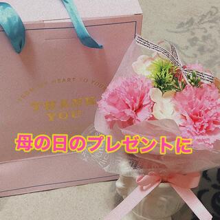 母の日 カーネーション プレゼント ピンク系(その他)