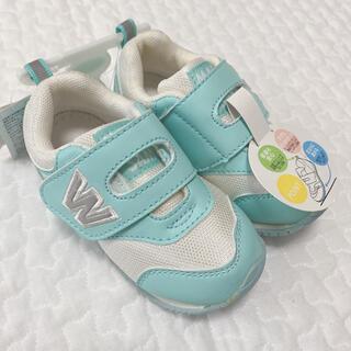 ニシマツヤ(西松屋)のベビー 靴 14cm (スニーカー)
