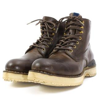 VISVIM - 初代visvim ict Virgil boots folk(泥染)