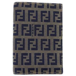 フェンディ(FENDI)のFENDI フェンディ 二つ折り財布(折り財布)