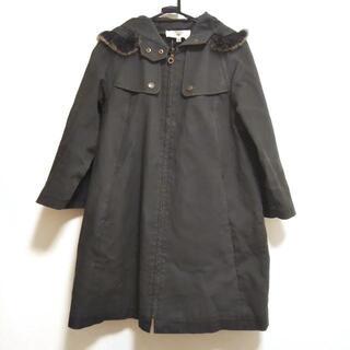 カオン(Kaon)のkaon(カオン) サイズ36 S レディース 黒(その他)