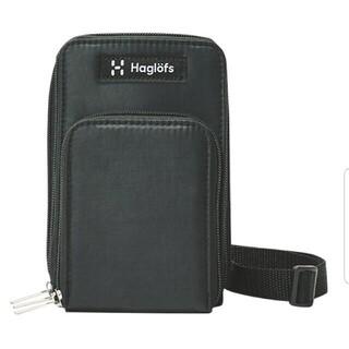 ホグロフス(Haglofs)のMonoMax4月号増刊付録 ホグロフス⭐お財布ショルダーバッグ⭐(ショルダーバッグ)