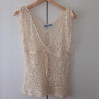 レディースベスト Mサイズ(Tシャツ(半袖/袖なし))