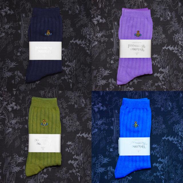 Vivienne Westwood(ヴィヴィアンウエストウッド)のろおらあ様 8点 専用 レディースのレッグウェア(ソックス)の商品写真
