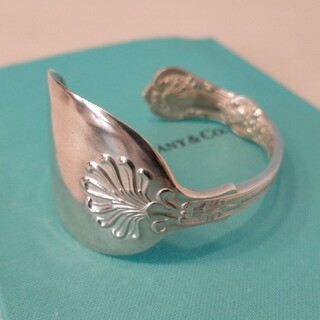 Tiffany & Co. - ティファニー スプーンバングル ブレスレット シルバー Tiffany &Co.
