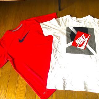 ナイキ(NIKE)のNIKE Tシャツ 2枚セット キッズL(Tシャツ/カットソー)