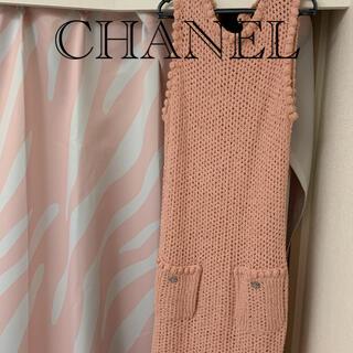 シャネル(CHANEL)のCHANEL♡ワンピース可愛い美品♡(ミニワンピース)