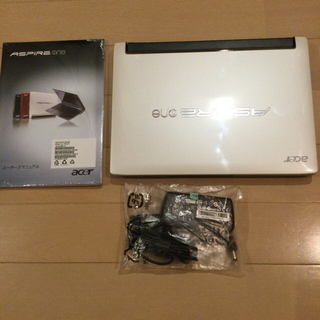 エイサー(Acer)の超美品エイサー ノートパソコン Aspire one 533 WW3G(ノートPC)