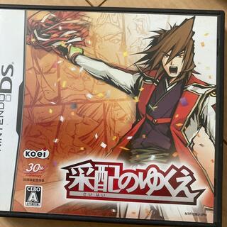 コーエーテクモゲームス(Koei Tecmo Games)の采配のゆくえ DS(携帯用ゲームソフト)