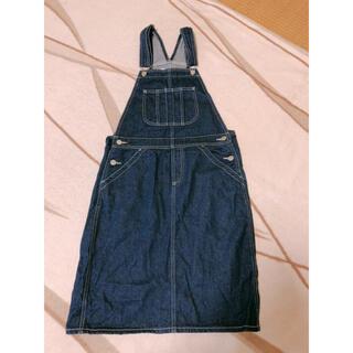 BACK NUMBER - ジャンパースカート