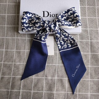 Christian Dior - 人気セール ディオール★DIOR  スカーフ レディース ブルー