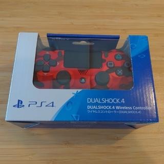 SONY - PS4 デュアルショック4 レッド・カモフラージュ