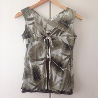 レディースベストMサイズ(Tシャツ(半袖/袖なし))