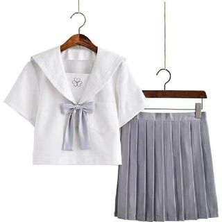 セーラー服 コスプレ 半袖 Mサイズ  新品未使用(衣装一式)