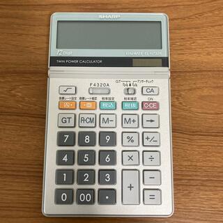 SHARP - SHARP 電卓(12桁)