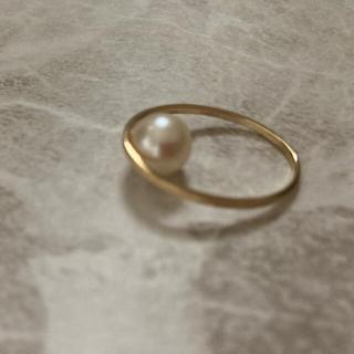 エナソルーナ(Enasoluna)のどきん様専用 エナソルーナ パール リング(リング(指輪))