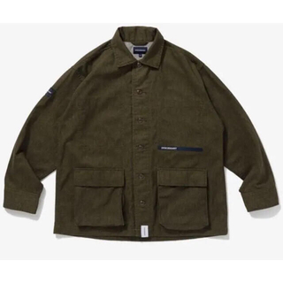 DESCENDANT 20ss DWU WORK SHIRT  WTAPS