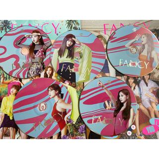 ウェストトゥワイス(Waste(twice))のTWICE アルバム Fancy(K-POP/アジア)