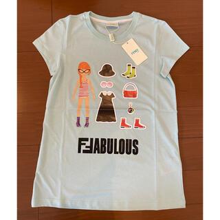 フェンディ(FENDI)のフェンディ キッズ 12a 150(Tシャツ/カットソー)