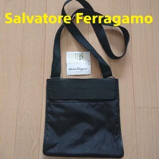 サルヴァトーレフェラガモ(Salvatore Ferragamo)の《中古》Ferragamo フェラガモ 斜めがけショルダーバッグ(ショルダーバッグ)