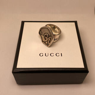 Gucci - GUCCI ゴーストリング