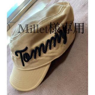TOMMY - tommy トミー ワークキャップ キャップ 帽子 レディース メンズ