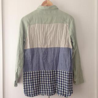 レディースシャツMサイズ(シャツ/ブラウス(半袖/袖なし))
